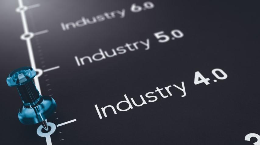 הקשר בין machine vision, אסיו ויז'ן ותעשייה דור 0.4
